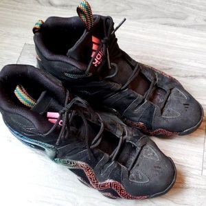 outlet store ca2e5 a8069 adidas Shoes - Adidas Crazy 8 Tribal Gradient Mens Sneakers